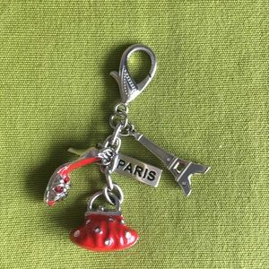 Paris Bag Charms